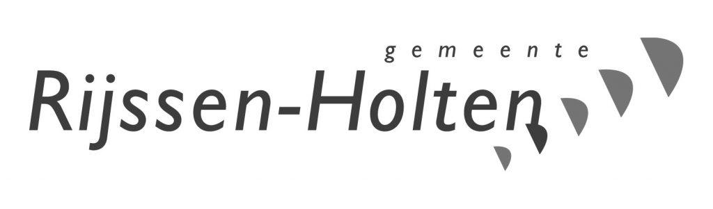 logo rijssen holten grijs