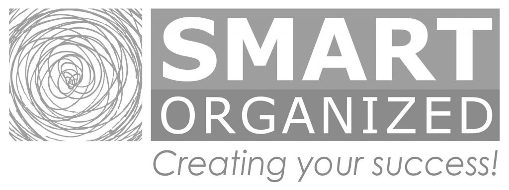 logo smart organized grijs
