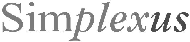 simplexus logo grijs
