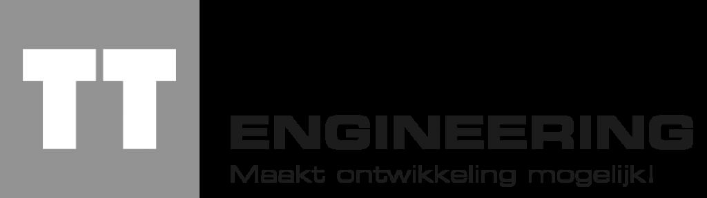 tt enigeering logo grijs