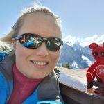 Running gimmick around the globe Ruby Redboots blijft voorlopig óók thuis